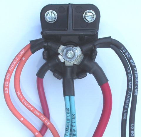 Wiring GM alternator to Toyota harness    | IH8MUD Forum