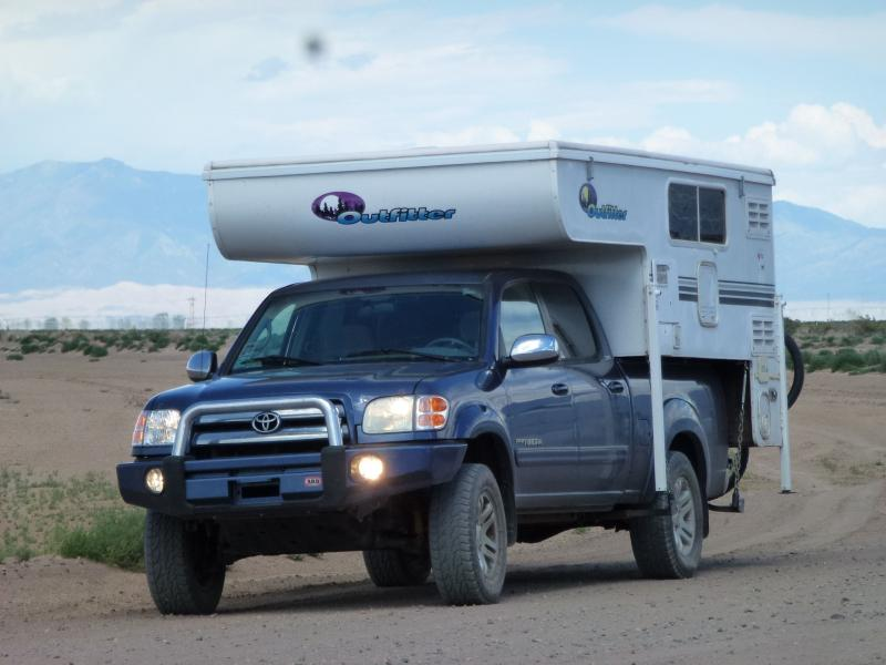 For Sale - [CO] 2002 Outfitter Apex 8 Pop-Top Camper ...
