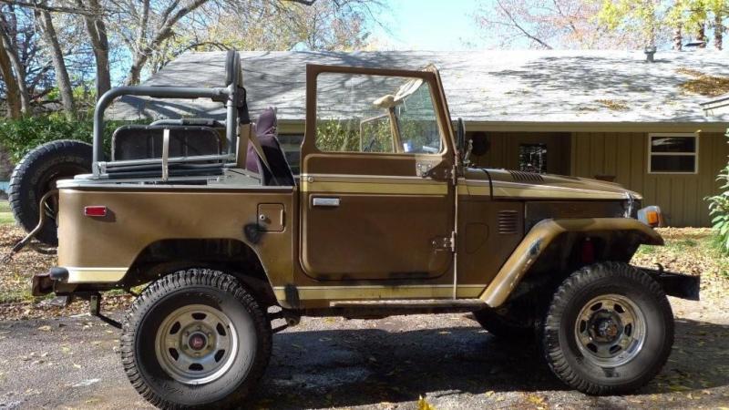 craigslist - 79 FJ40 Austin Tx $4500 | IH8MUD Forum