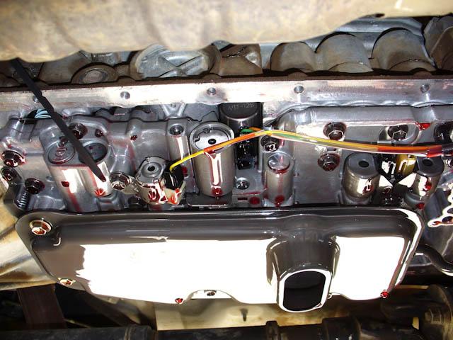 Transmission Advice On Diy P0770 Repair