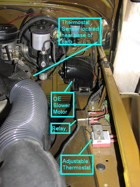 Toyota Of Katy >> fj40 carb cooling fan...do you run yours? | Page 5 | IH8MUD Forum