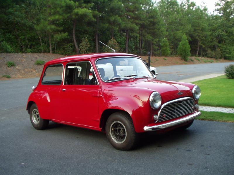 trade 1966 austin mini cooper s for cool 4wd ih8mud forum. Black Bedroom Furniture Sets. Home Design Ideas