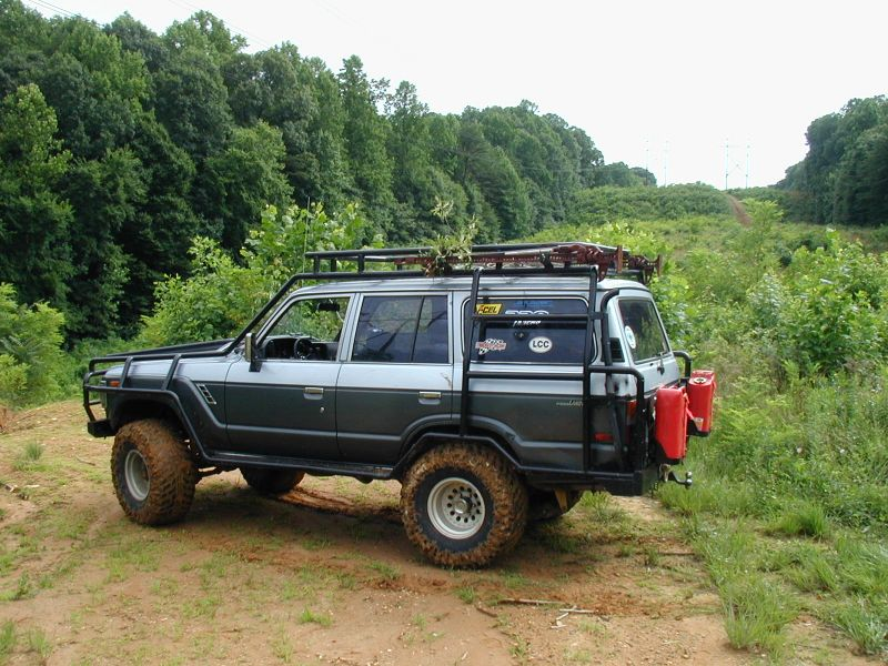 External Roll Cage Ih8mud Forum