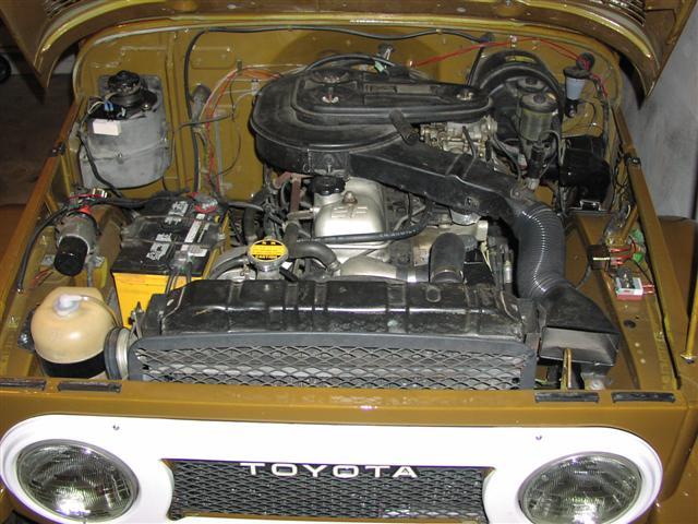 1976 FJ40 TOYOTA LAND CRUISER