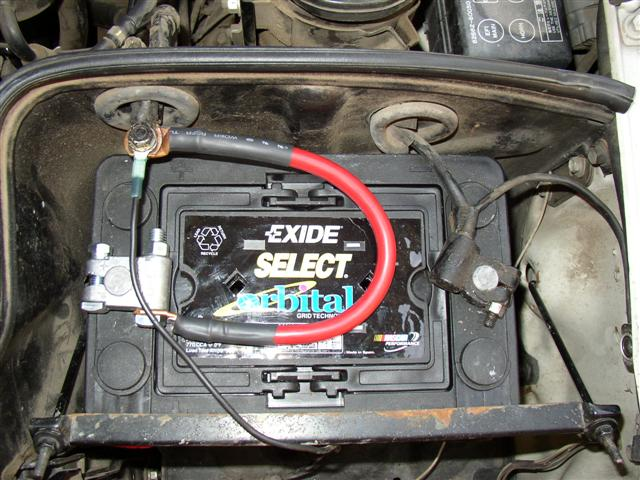 Auto Battery Cable Extension : Battery cable extension ih mud forum