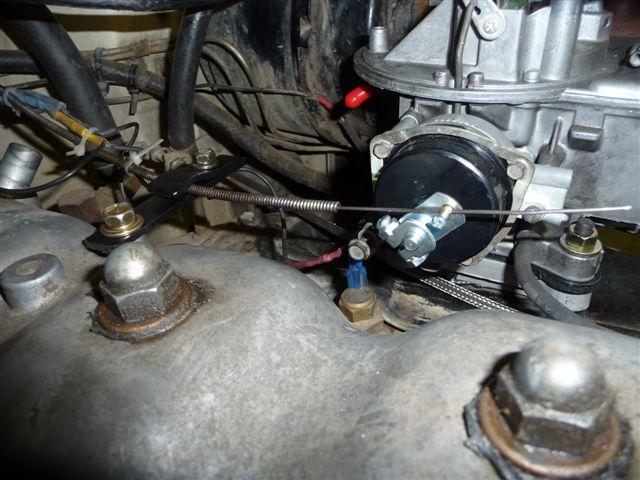 Motorcraft Carb conversion pics and result   IH8MUD Forum