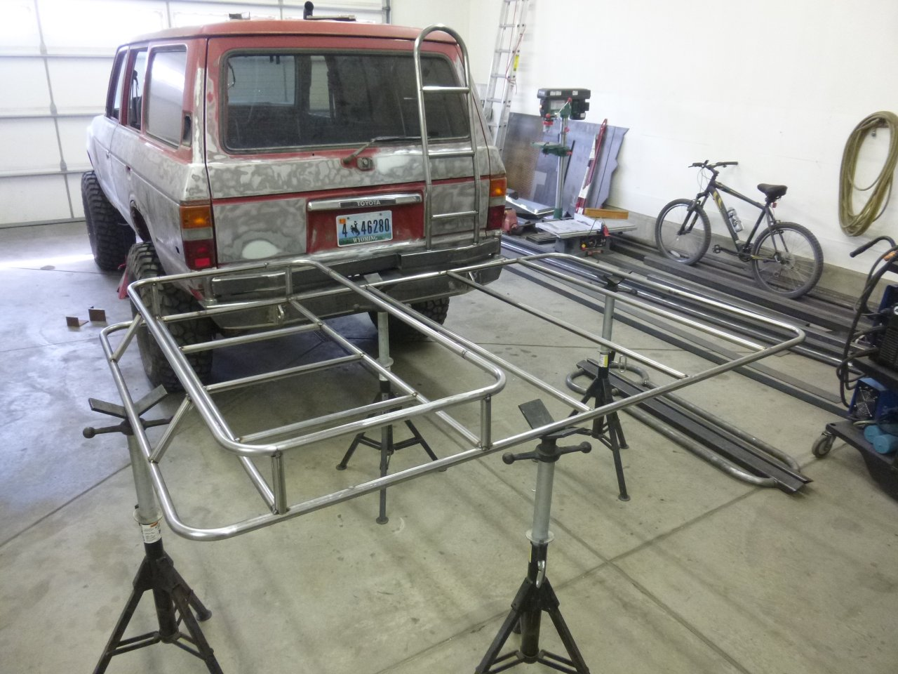 Flat Top Roof Racks Ih8mud Forum