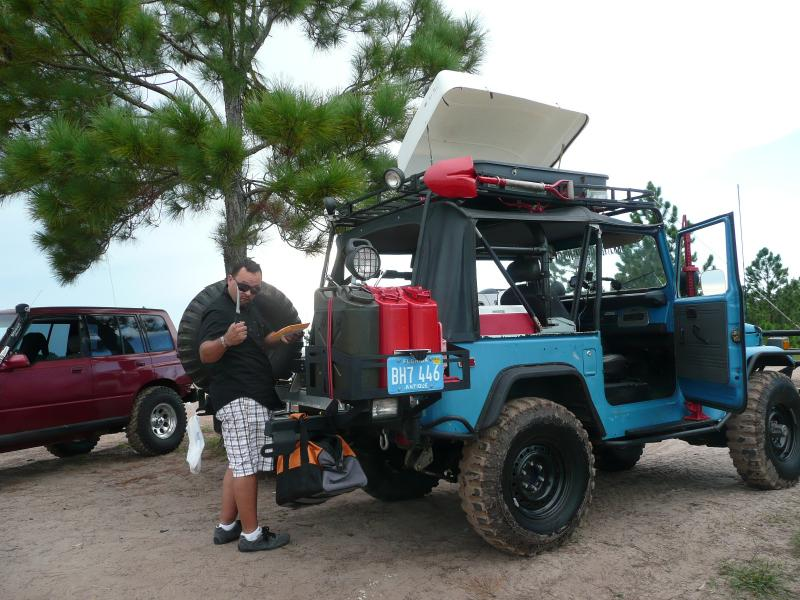 For Sale Fj40 Soft Top Amp Roof Rack Support Florida