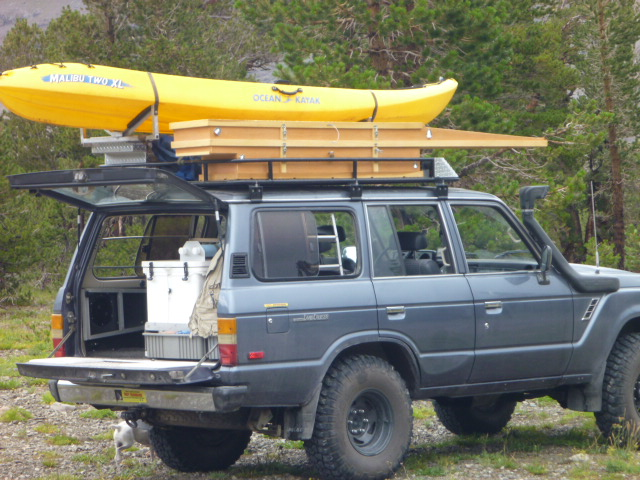 What Is Everyone Doing For Fishing Pole Storage Transportation Ih8mud Forum