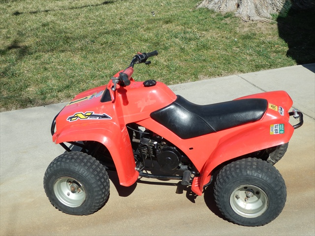 Atv For Sale Cheap >> For Sale - '86 Yamaha 4-Zinger 60cc ATV (So Cal) | IH8MUD Forum