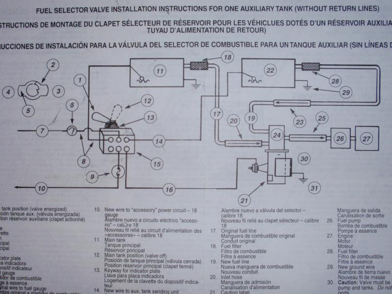 pollak 6 port fuel selector valve wiring diagram pollak get free image about wiring diagram