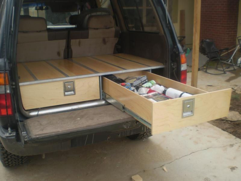 Kids Jeep Bed Rear Storage Drawer/3rd Seat Question | IH8MUD Forum