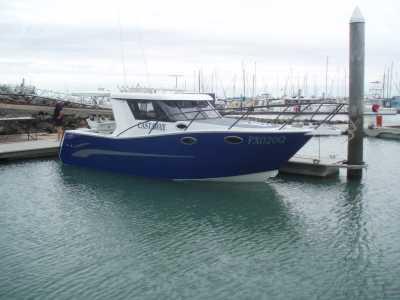 Boat stripper aluminium