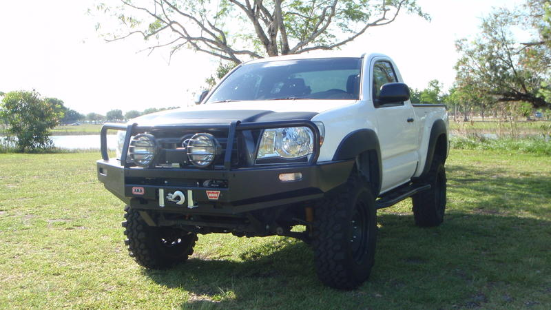Toyota Of Weston >> Tacoma 2006 Skid Plate Question (with ARB front bumper) | IH8MUD Forum