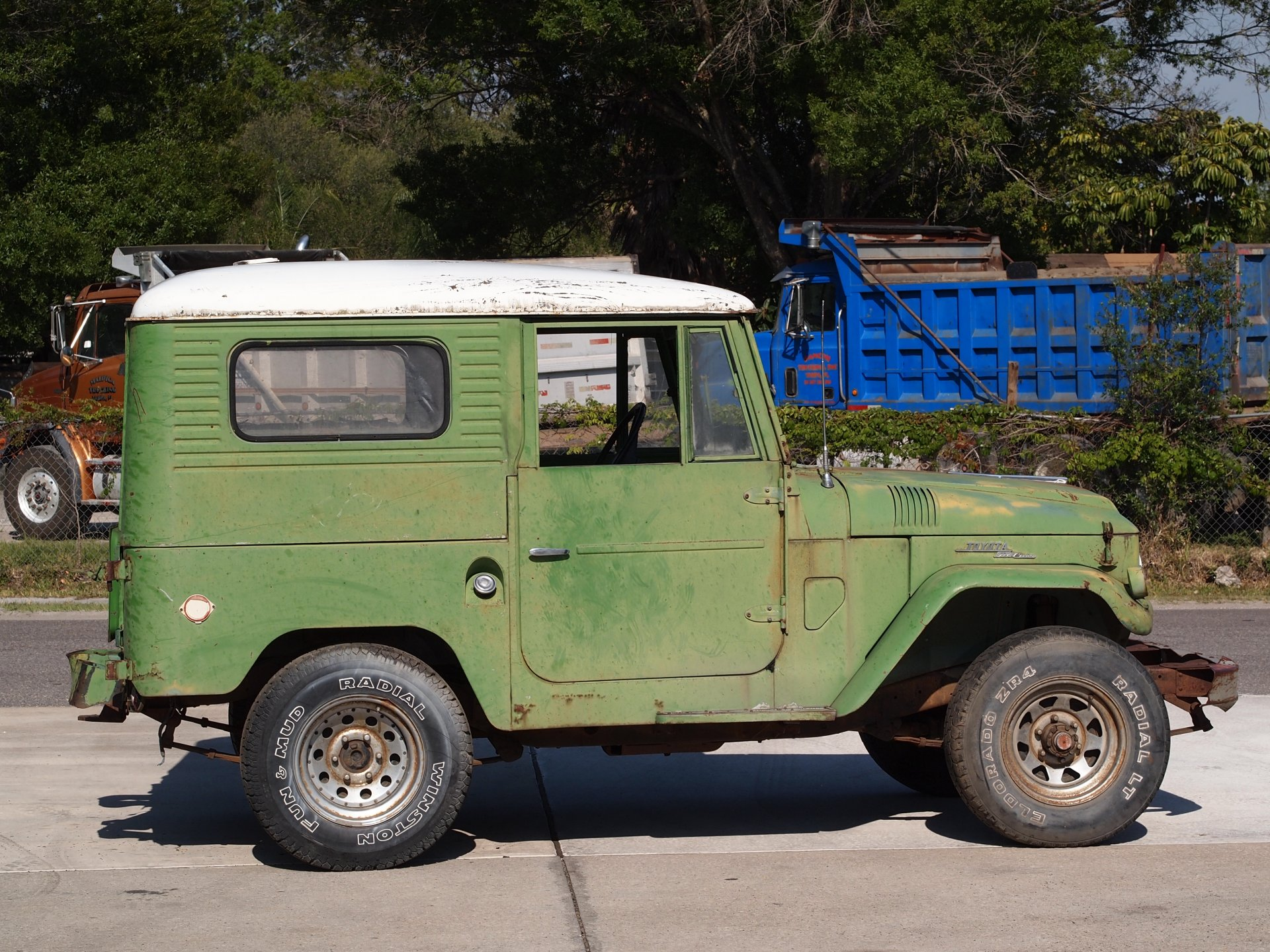 1963 FJ40 color question for the experts | IH8MUD Forum