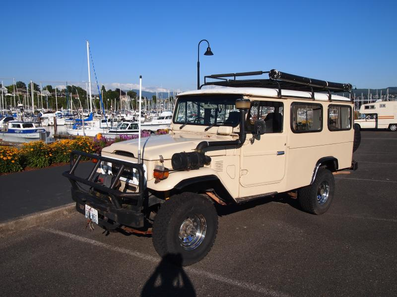 For Sale 1981 Toyota Land Cruiser Hj47 Fj45 Troopy