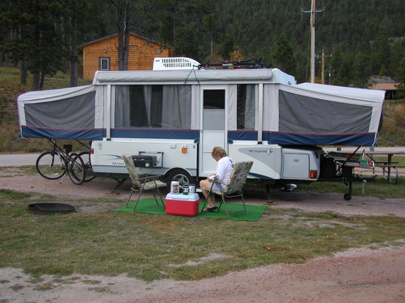 For Sale: - 2005 Fleetwood Utah CP pop-up camper | IH8MUD ...