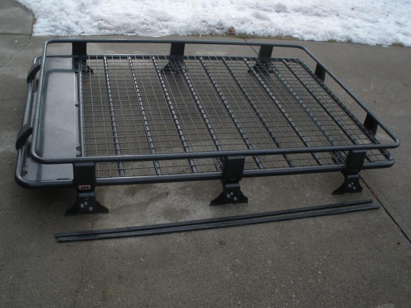 For Sale Arb Deluxe Roof Rack Used Ih8mud Forum