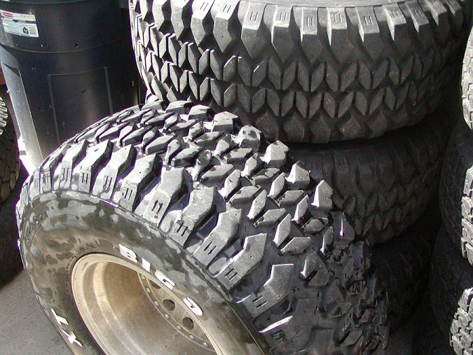 Tires 33X12 5X15 >> 33x12.5x15 Big O Big Foot XT's on Rims | IH8MUD Forum