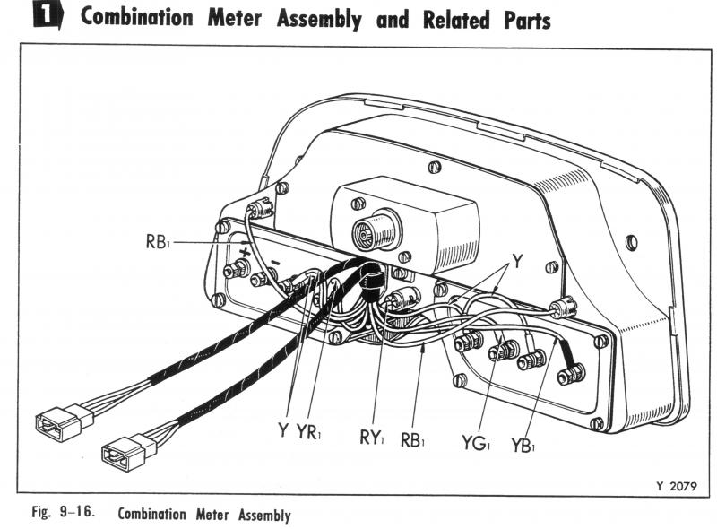 fj40 wire harness reference