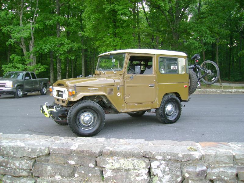 For Sale - 1978 FJ40 for sale in Huntsville, AL   IH8MUD Forum