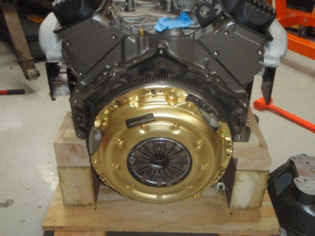 What Gm Flywheel And Clutch With Nv4500 Left Side Advance Adapters