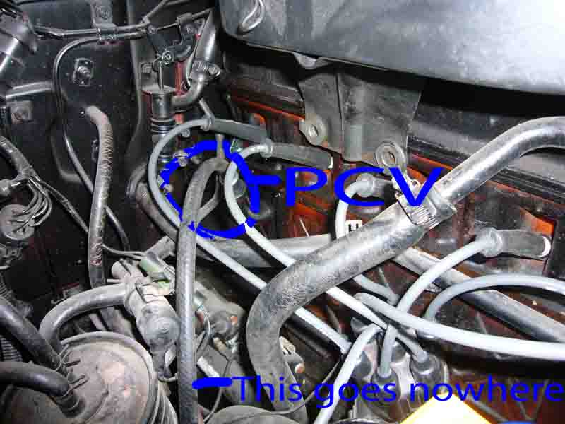 PCV bypass, why?   IH8MUD Forum