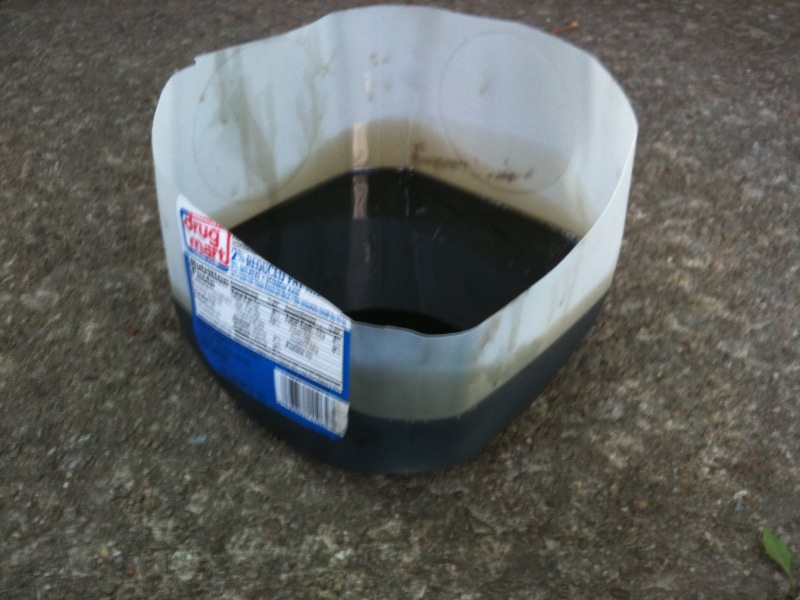 transfer case overfilled with gear oil? | IH8MUD Forum