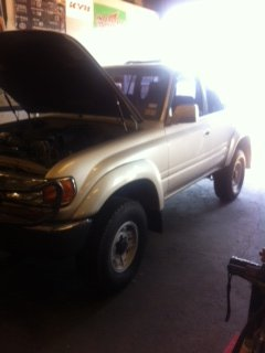 For Sale - 80 Series V8 conversion Lifted Dallas Tx | IH8MUD