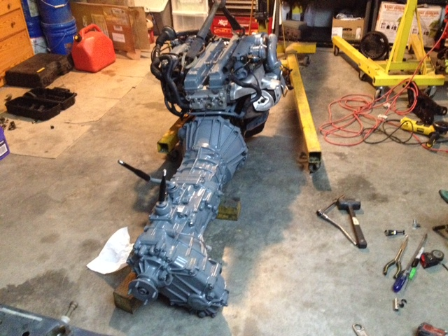 1JZ VVTi 4Runner 4WD Buildup | IH8MUD Forum