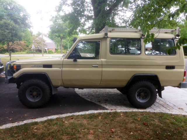For Sale For Sale 1988 Hj75 Troopy Ih8mud Forum
