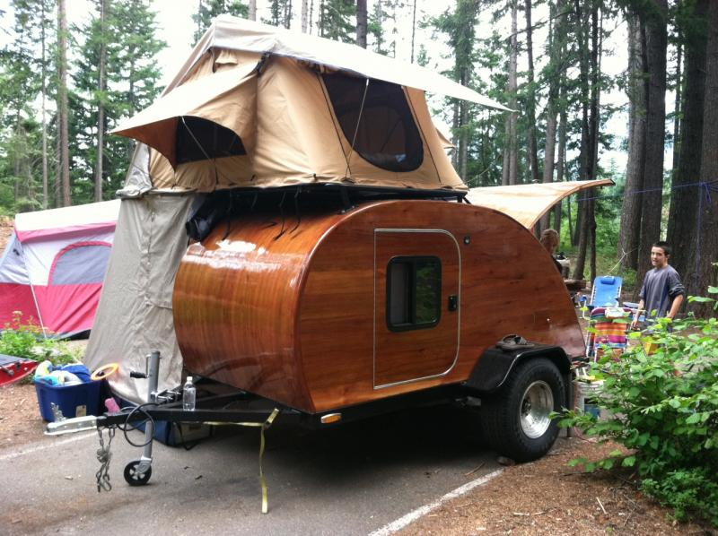 Build A Teardrop Trailer Ih8mud Forum