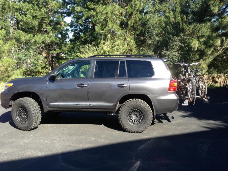 Offroad Power Products 2013 Land Cruiser 200 Series Build