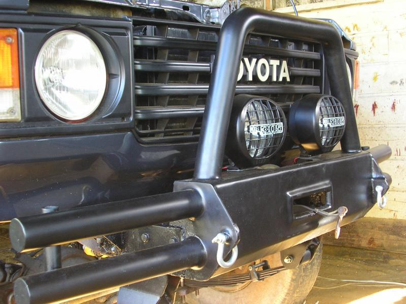 Factory Option Steering Wheel And Bull Bar Ih8mud Forum