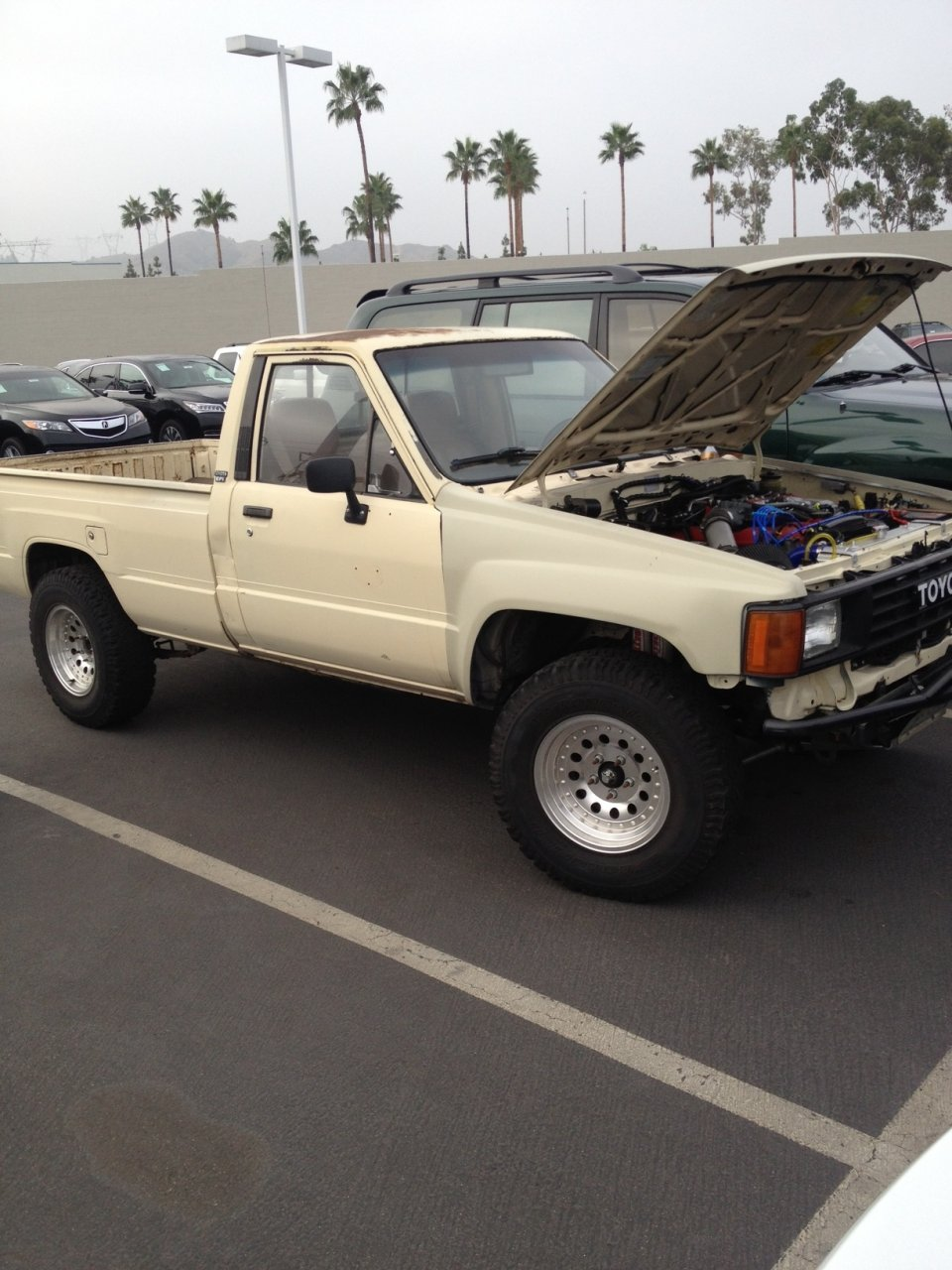 Suspension Diagram 2004 Toyota Ta a Prerunner further Peterbilt Coolant Level Sensor Schematic moreover 239189 Big Tires moreover 1985 Toyota Pickup 2wd With 7mge Supra Engine as well ProdView. on toyota pickup rear pre runner kit