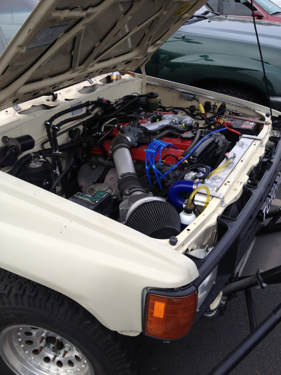 For Sale - 1985 Toyota pickup 2wd with 7MGE Supra engine | IH8MUD Forum