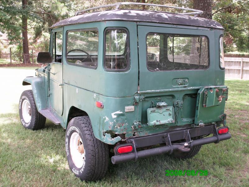 craigslist: - 1970 FJ40 $3000, Tyler, TX   IH8MUD Forum