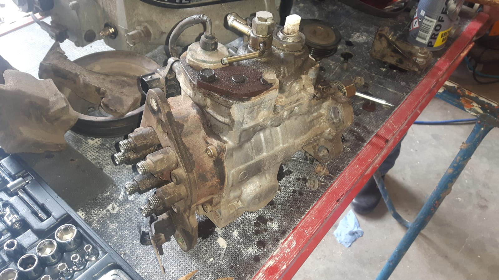 Landcruiser 100 lacking power and using lots of fuel | IH8MUD Forum