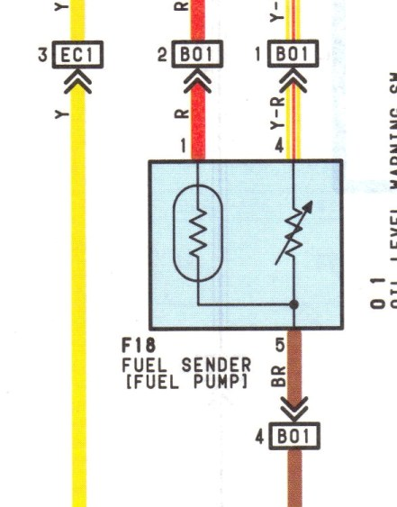 Fuel Sender Questions-Wiring Help Needed | IH8MUD ForumIH8MUD Forum