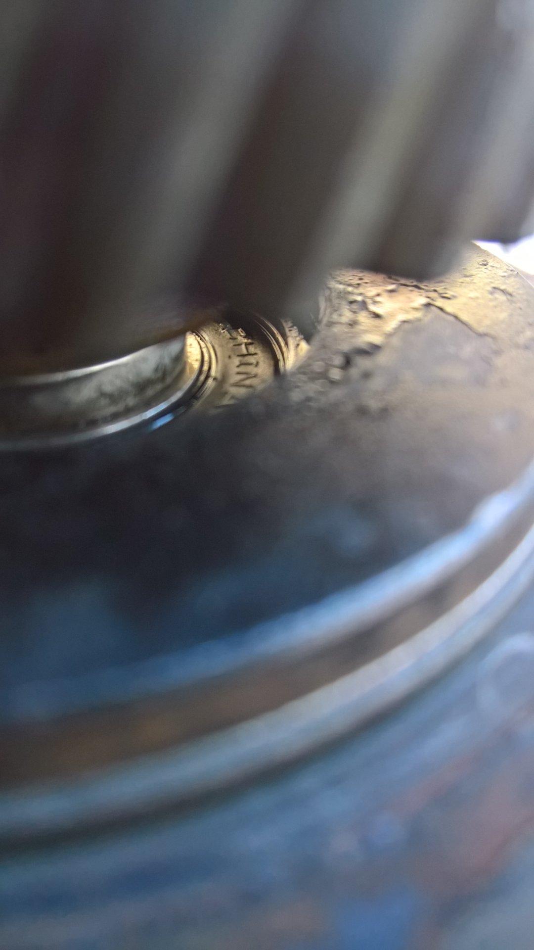 Power steering pump reman Chynna bearings.jpg