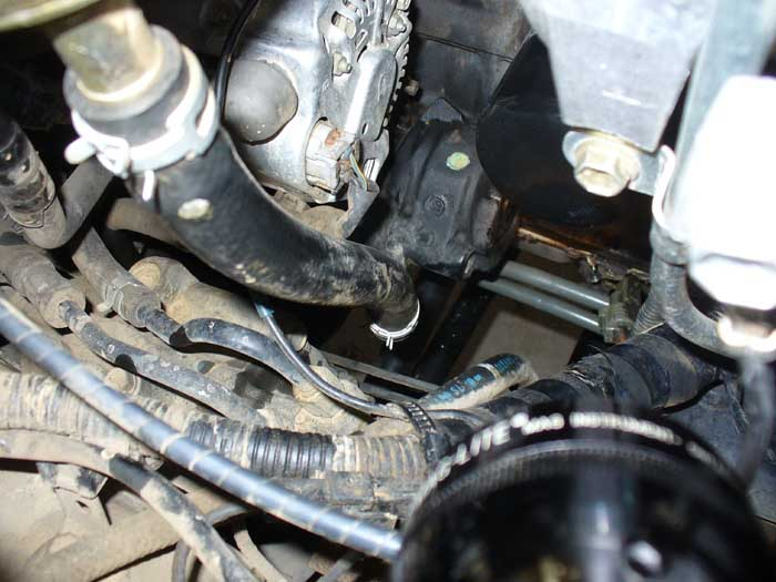 Power Steering Pump And Hose Replacement Faq Ih8mud Forum