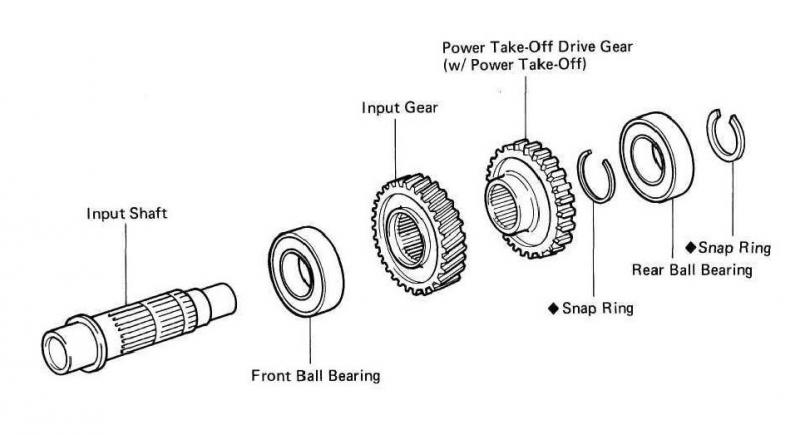 Parts Power Take Off : Pto winch transfer case information ih mud forum