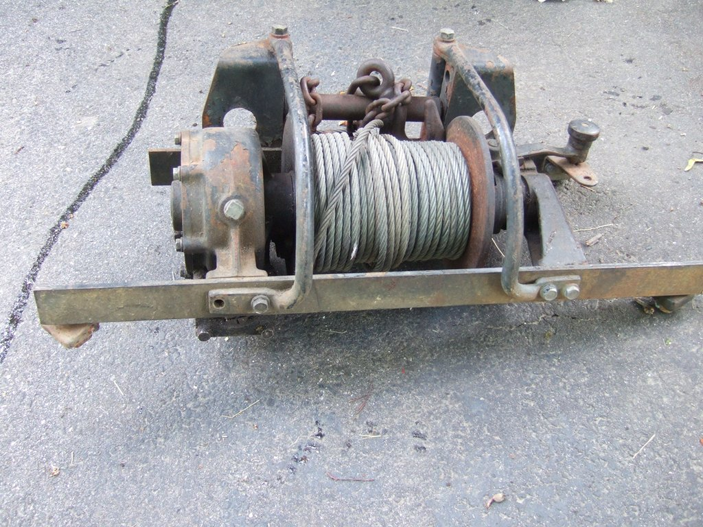 For Sale Fj40 Factory Pto Winch Maine Ih8mud Forum