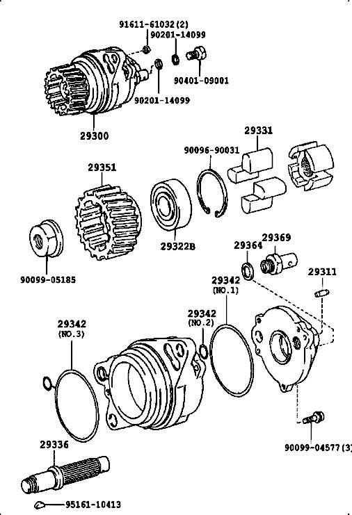 food truck water pump diagram