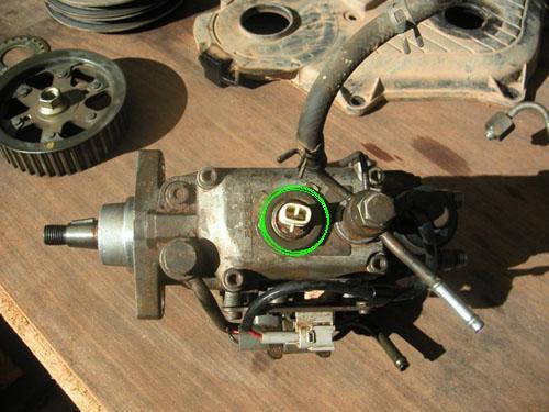 cut off diesel pump f350 1992 pdf