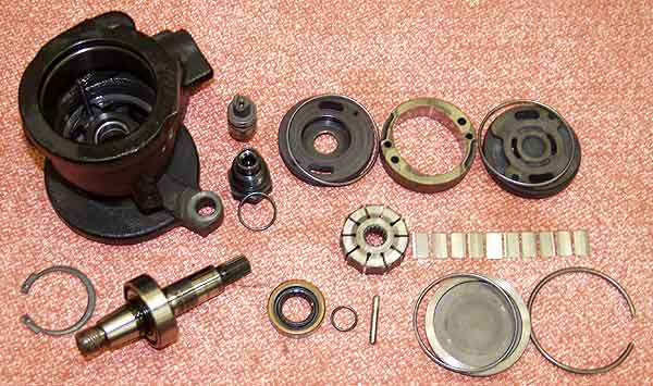 Power Steering Pump and Hose Replacement - FAQ | IH8MUD Forum