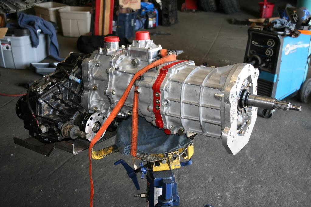 Slee V8 Conversion