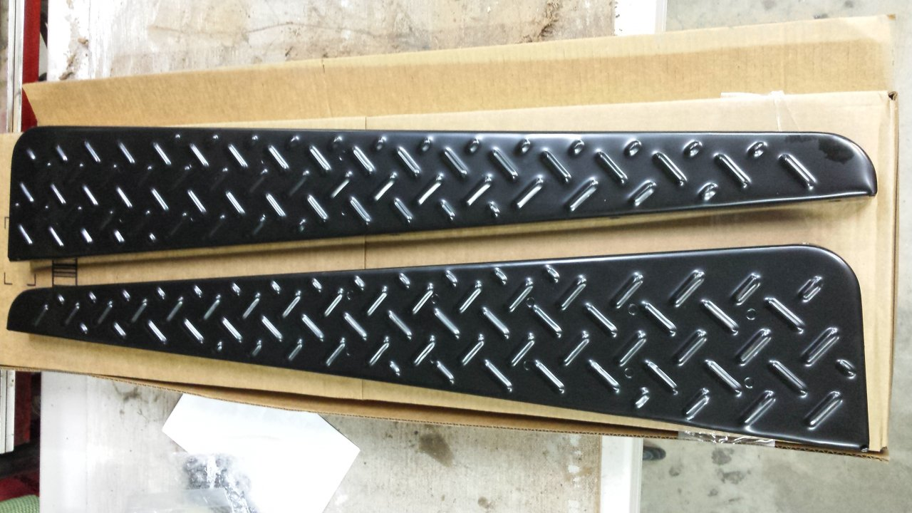 For Sale Fj40 New Oem Running Boards Ih8mud Forum