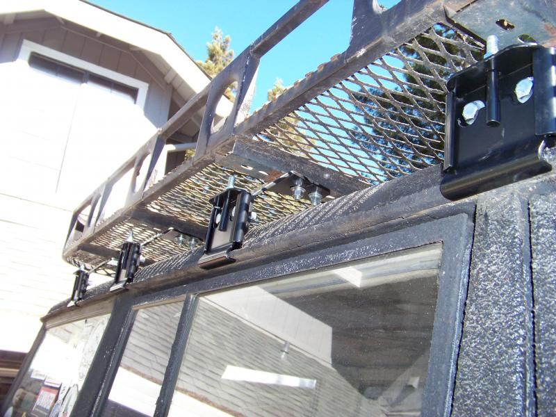 Where To Buy Roof Rack Gutter Mounts On A Budget Ih8mud