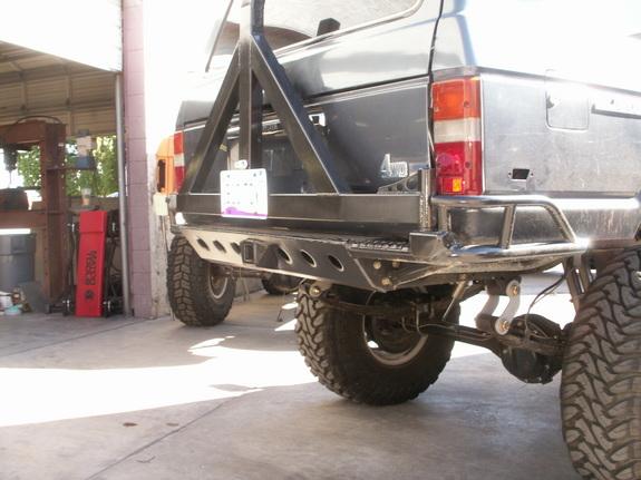 Toyota Of Glendale >> fj60/62 rear bumper | IH8MUD Forum